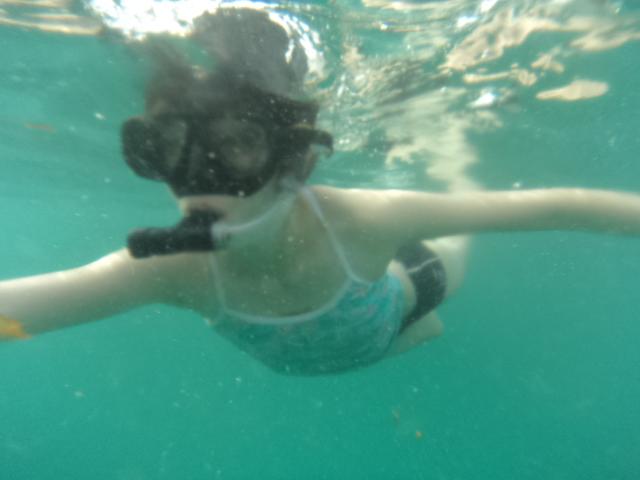 SNORKELING at pandawa marine adventure bali